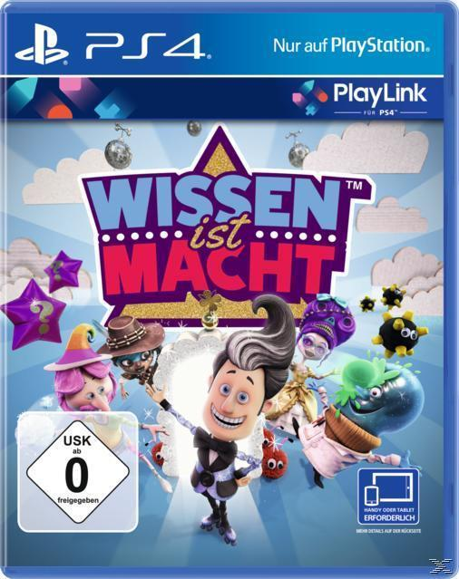 Wissen ist Macht (PlayStation 4) für 19,99 Euro