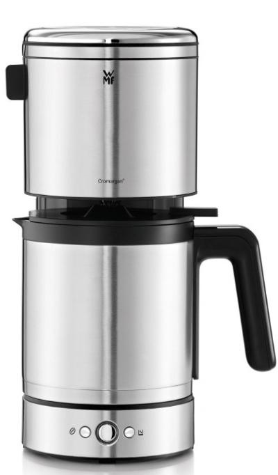WMF Lono Filterkaffeemaschine Thermo 900W Überlaufsicherung für 114,99 Euro
