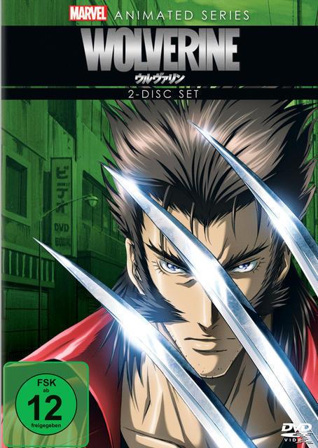 Wolverine - Die komplette Serie - 2 Disc DVD (DVD) für 19,99 Euro