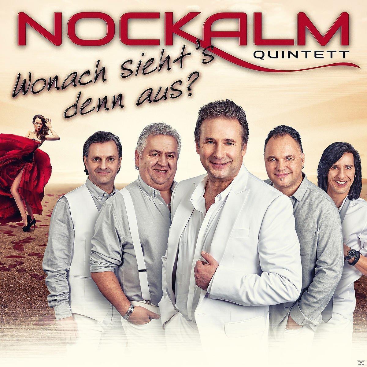 Wonach Sieht's Denn Aus? (Nockalm Quintett) für 7,99 Euro