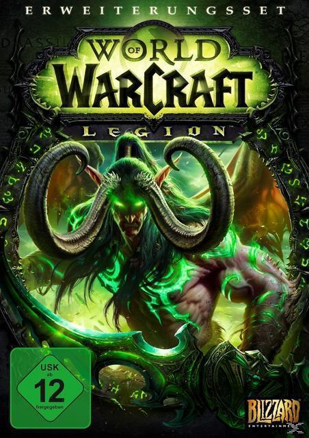 World of Warcraft: Legion (PC) für 39,99 Euro