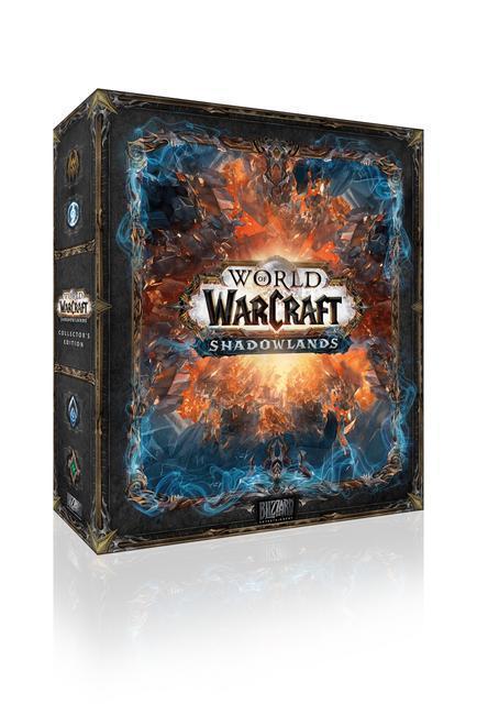 World of Warcraft: Shadowlands - Collectors Edition (PC) für 116,97 Euro