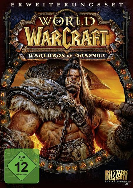 World of Warcraft: Warlords of Draenor (Add-On) (PC) für 9,99 Euro