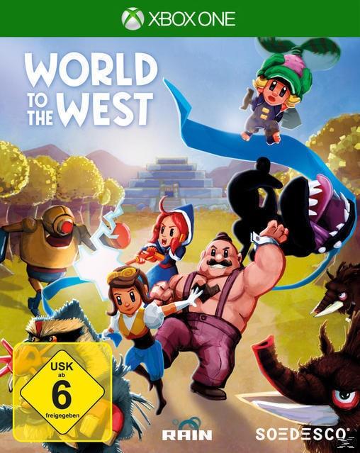 World to the West (Xbox One) für 29,99 Euro