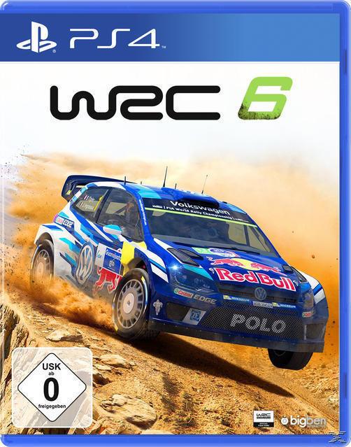 WRC 6 (PlayStation 4) für 25,00 Euro