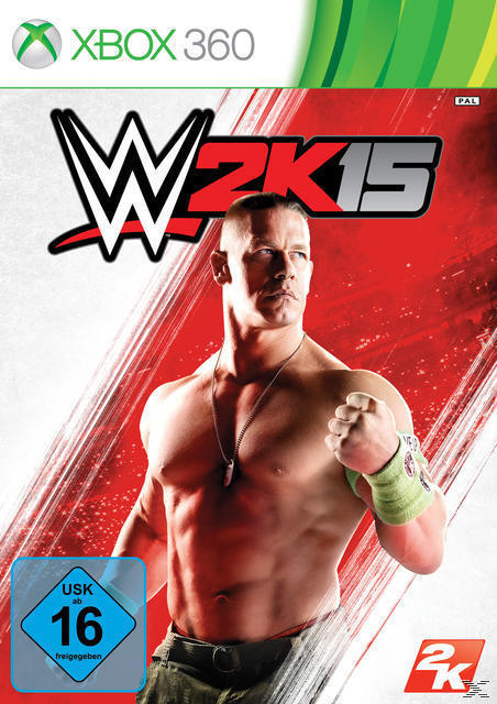 WWE 2K15 (XBox 360) für 19,99 Euro