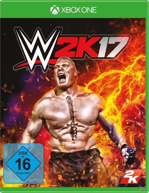 WWE 2K17 (Xbox One) für 29,99 Euro