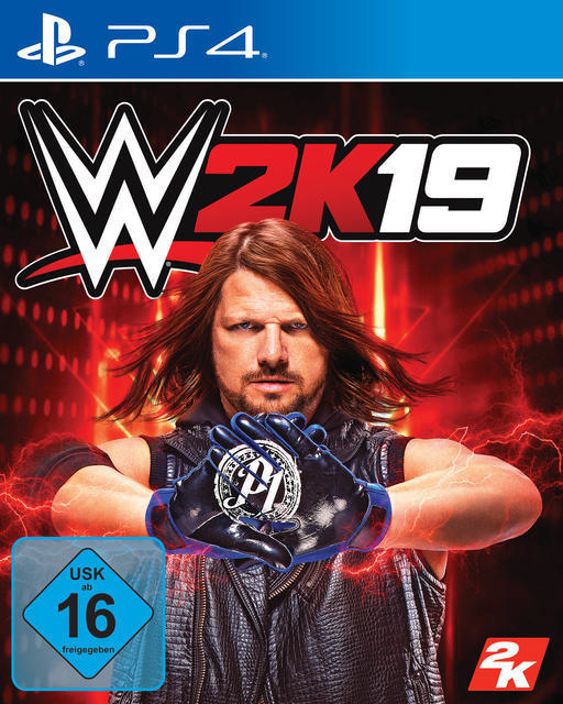 WWE 2K19 Standard Edition (PlayStation 4) für 19,49 Euro
