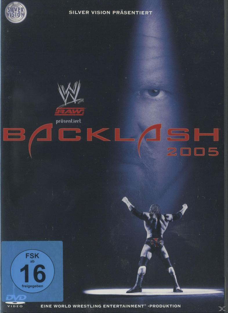 WWE - Backlash 2005 (DVD) für 9,49 Euro