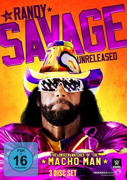 WWE - Randy Savage - Unreleased - The Unseen Matches DVD-Box (DVD) für 29,00 Euro