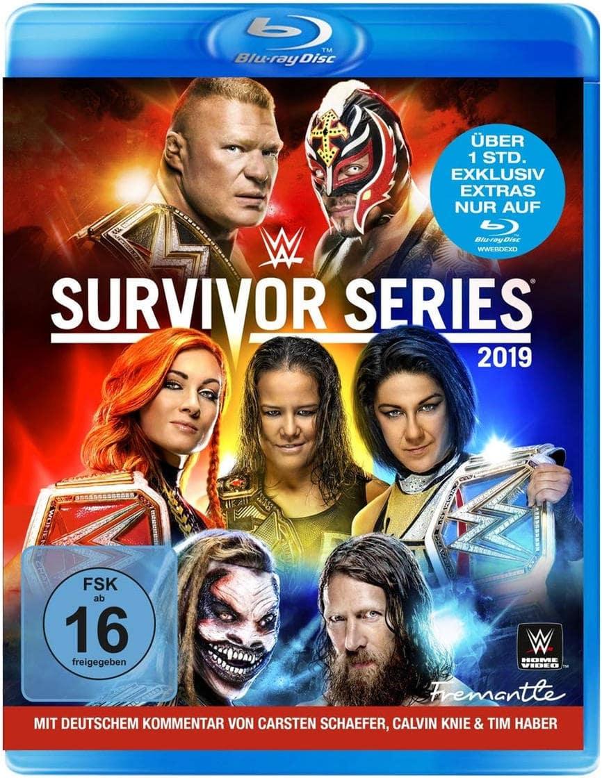 Wwe: Survivor Series 2019 (BLU-RAY) für 21,99 Euro