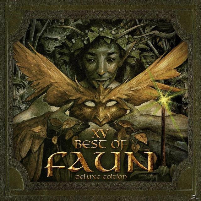 XV - Best Of (Deluxe Edition) (Faun) für 19,99 Euro