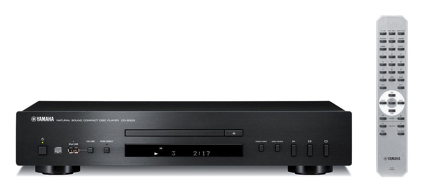 Yamaha CD-S300 CD-Player MP3-Wiedergabe USB für 259,00 Euro