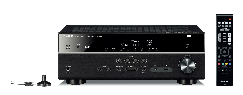 Yamaha RX-V481 DAB Receiver WiFi 4K UHD USB Bluetooth für 415,00 Euro