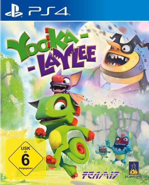 Yooka-Laylee (PlayStation 4) für 29,99 Euro