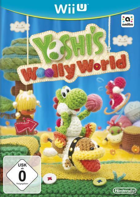 Yoshi's Woolly World (Nintendo Wii U) für 39,00 Euro