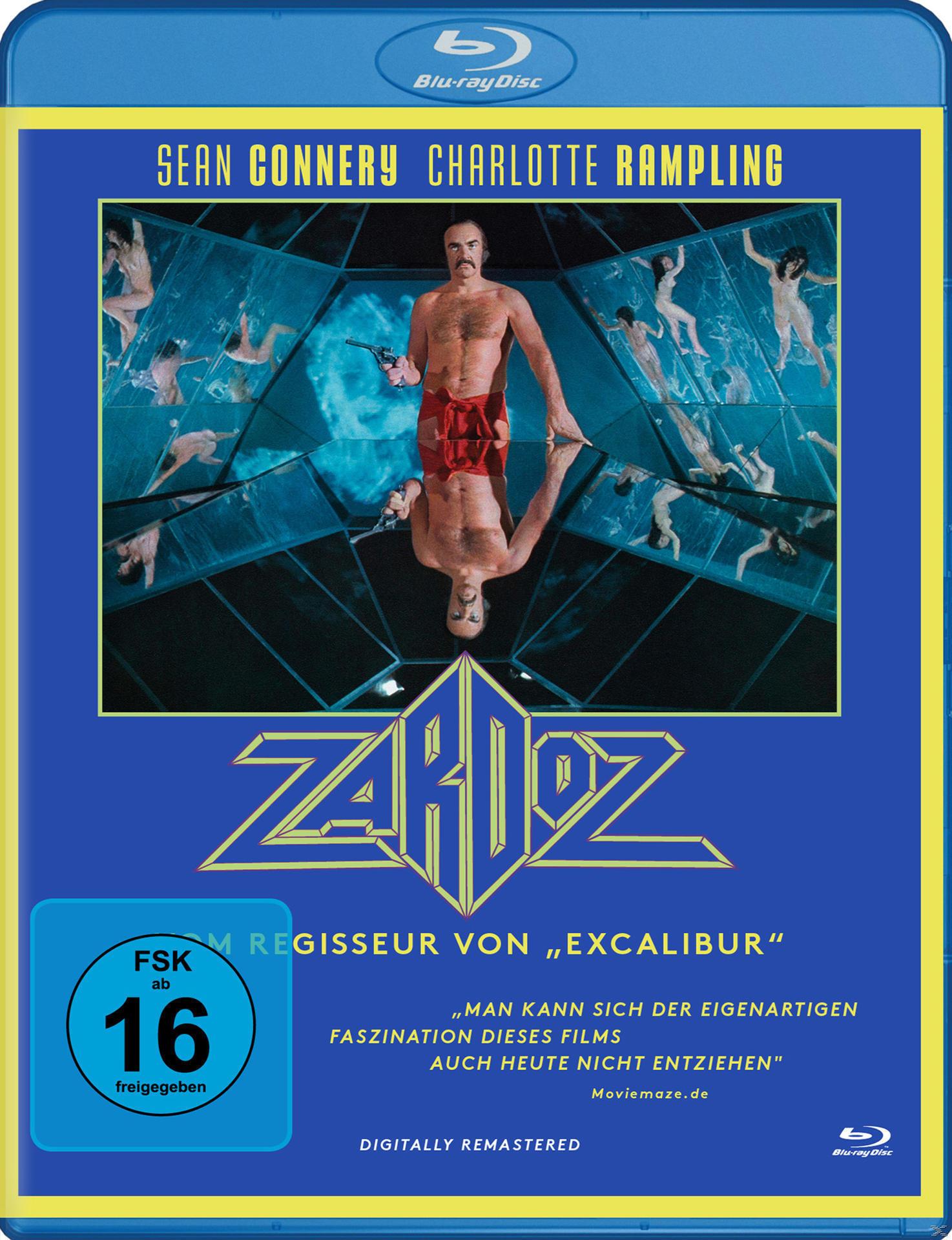 Zardoz (BLU-RAY) für 12,99 Euro