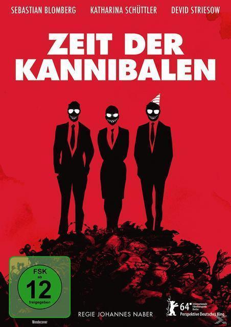 Zeit der Kannibalen (DVD) für 9,99 Euro