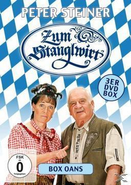Zum Stanglwirt - Box Oans - DVD 1 (DVD) für 18,99 Euro