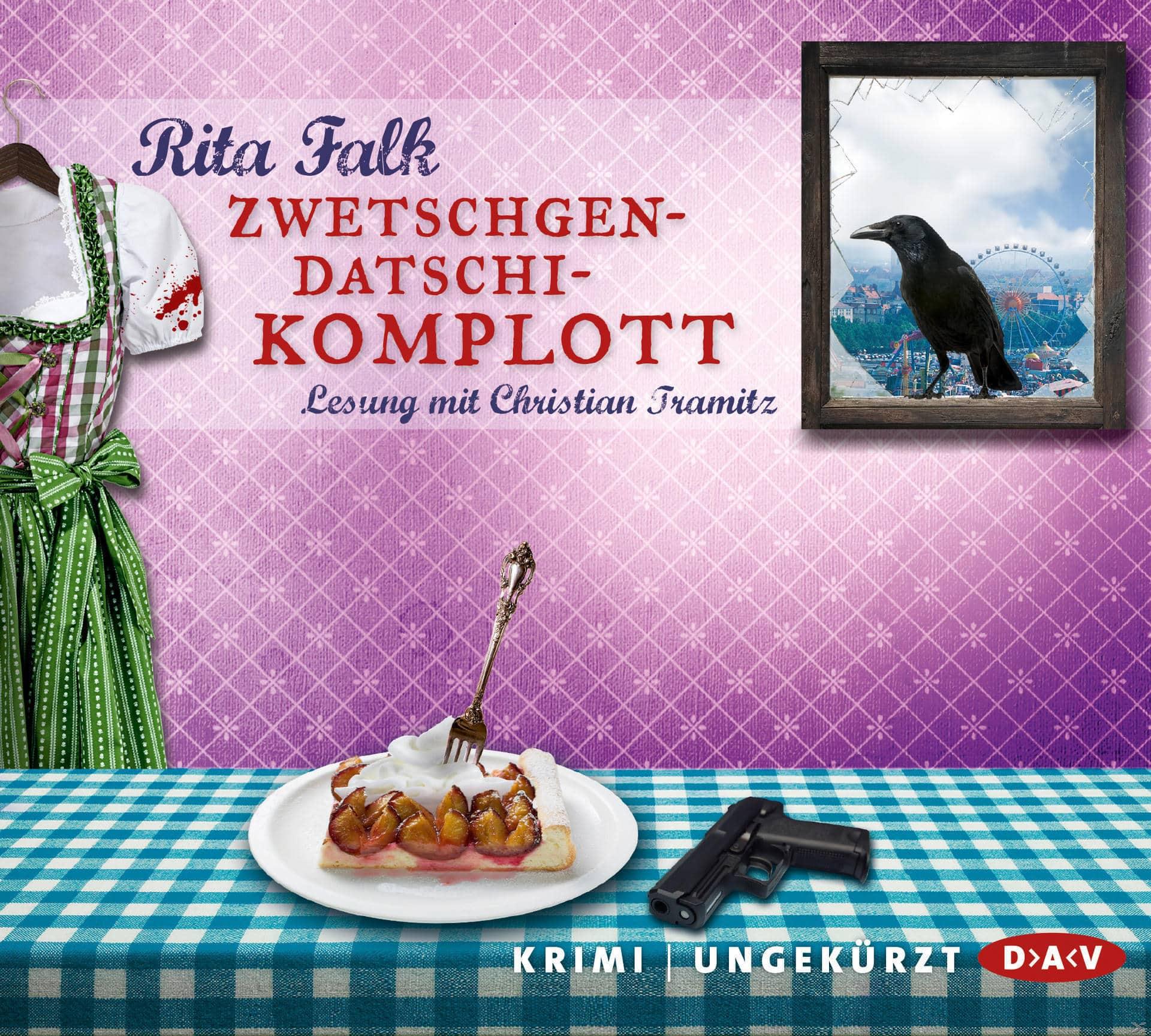 Zwetschgendatschikomplott (CD(s)) für 19,13 Euro