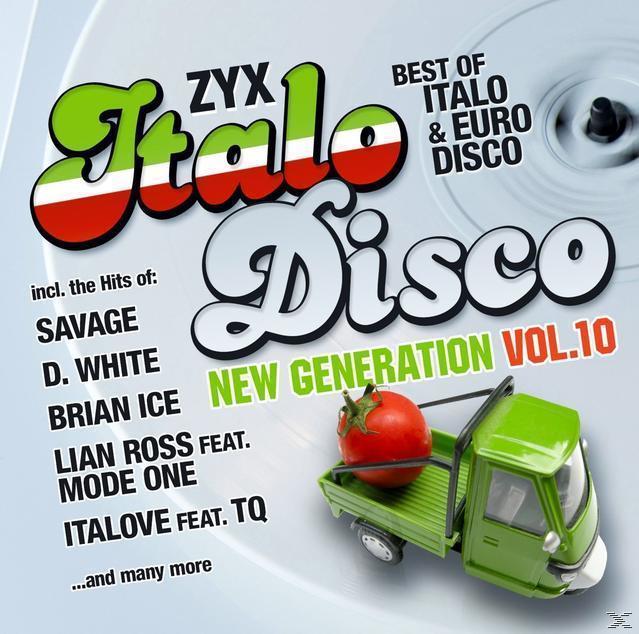 ZYX ITALO DISCO NEW GENERATION (VARIOUS) für 11,49 Euro