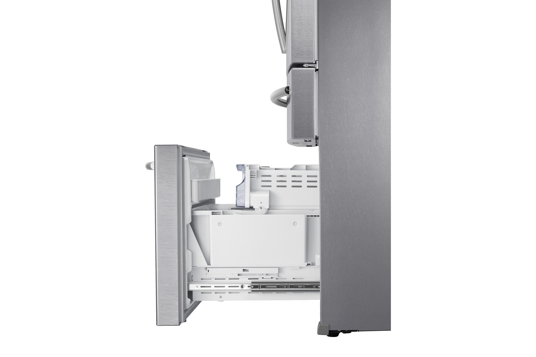 Side By Side Kühlschrank Sprudelwasser : Samsung rf hsesbsr side by side l von expert technomarkt