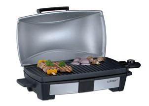 Wmf Elektrogrill Abdeckung : Cloer 6731 stand barbecue grill von expert technomarkt