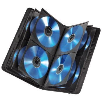 00095673 CD-/DVD-/Blu-ray-Tasche \