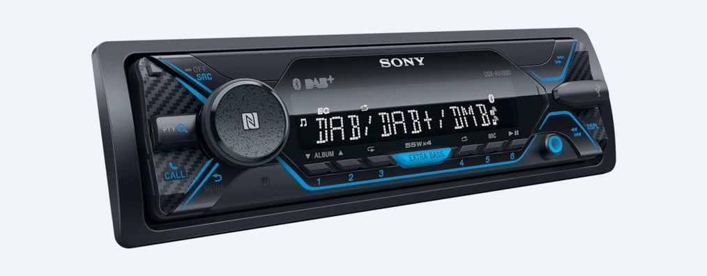 sony dsx a510kit autoradio dab dab von expert technomarkt. Black Bedroom Furniture Sets. Home Design Ideas