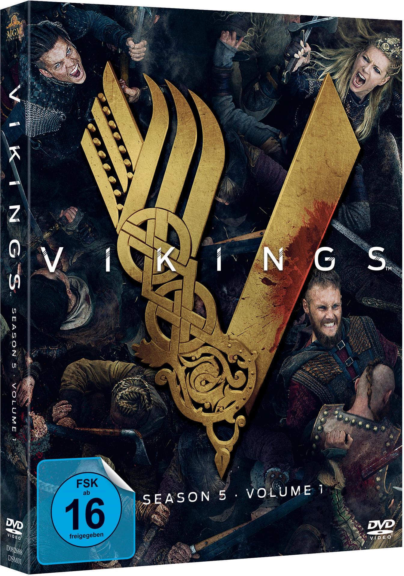 20th Century Fox Home Entertainment Vikings - Season 5