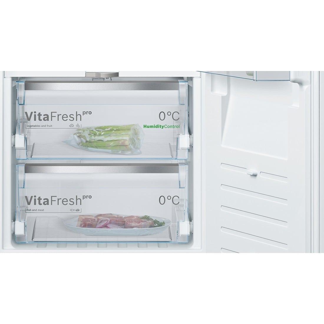 Kühlschrank Zahl Temperatur bosch kif41ad40 einbau kühlschrank expert technomarkt