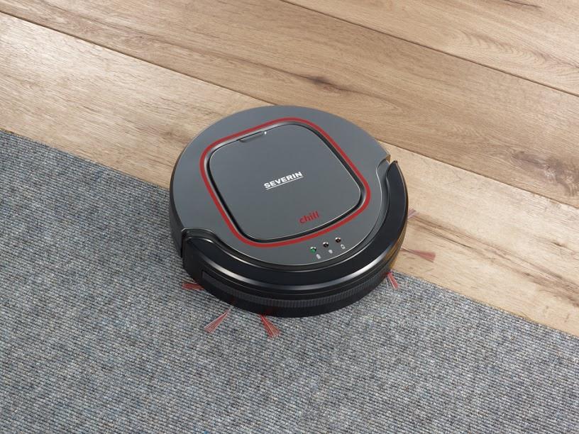 Sauroboter im Einsatz
