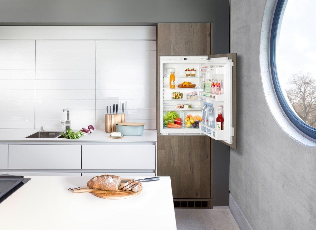 Side By Side Einbau Kühlschrank Liebherr : Liebherr ik 1620 comfort einbau kühlschrank 151l a 98kwh jahr 88cm