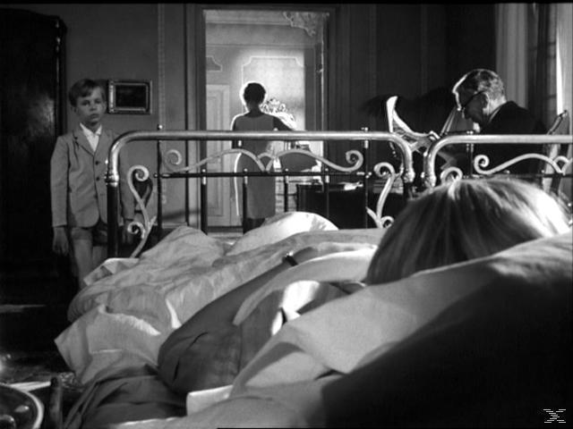 Ingmar Bergman Das Schweigen