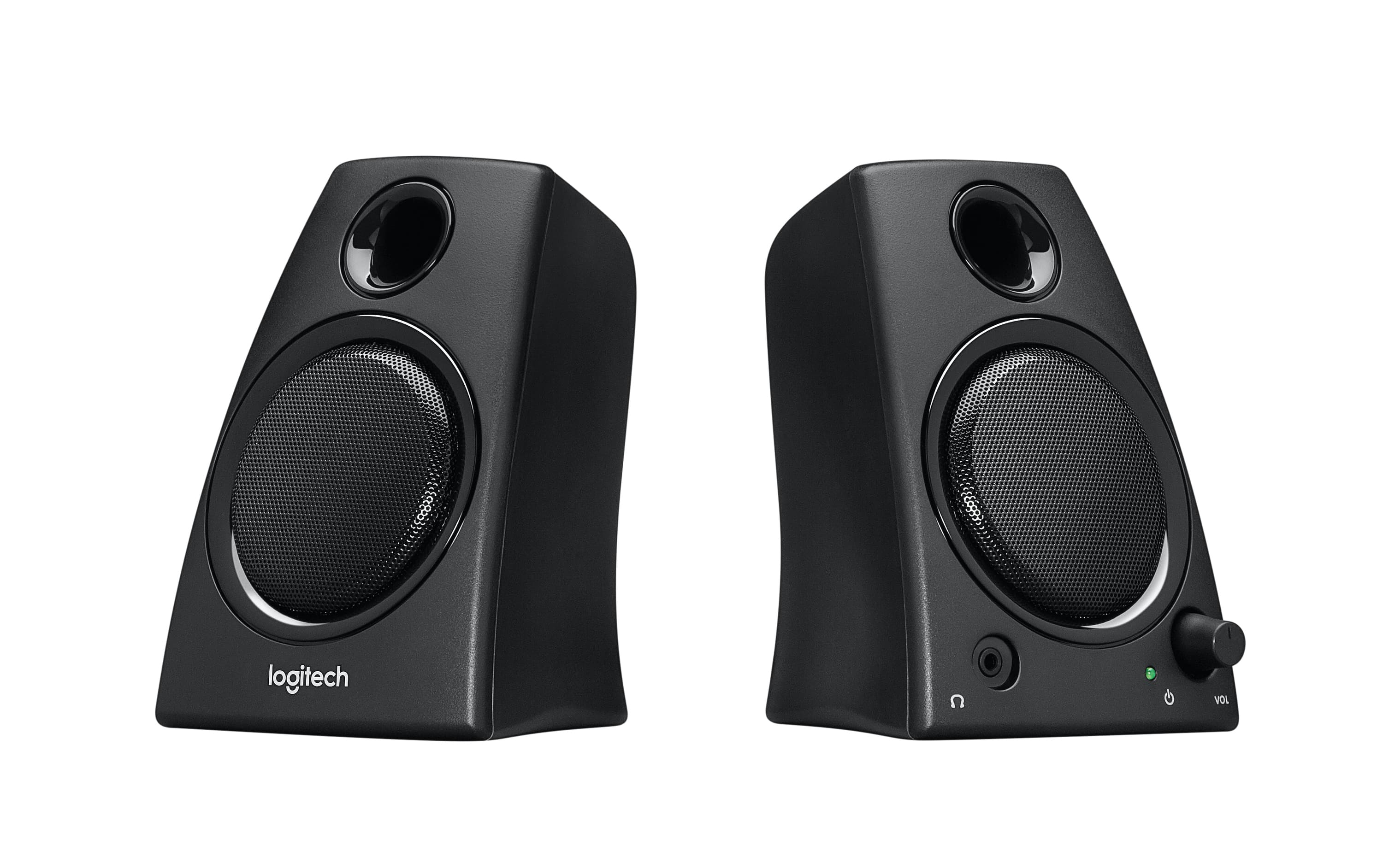 Logitech Z130 Kompaktes Pc Von Expert Technomarkt Z120 Usb Stereo Speaker For Laptop Notebook 20 Lautsprechersystem