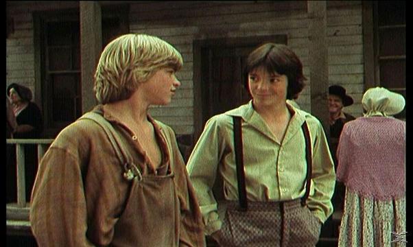 Huckleberry Finn Tom Sawyer
