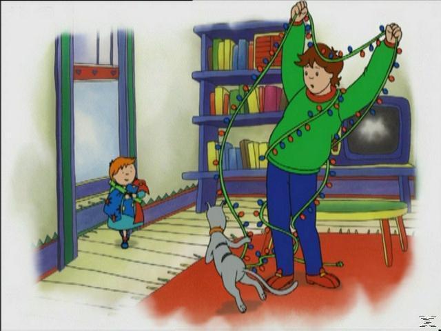 Caillou Weihnachten.Weihnachten Mit Caillou Dvd Mehr Infos