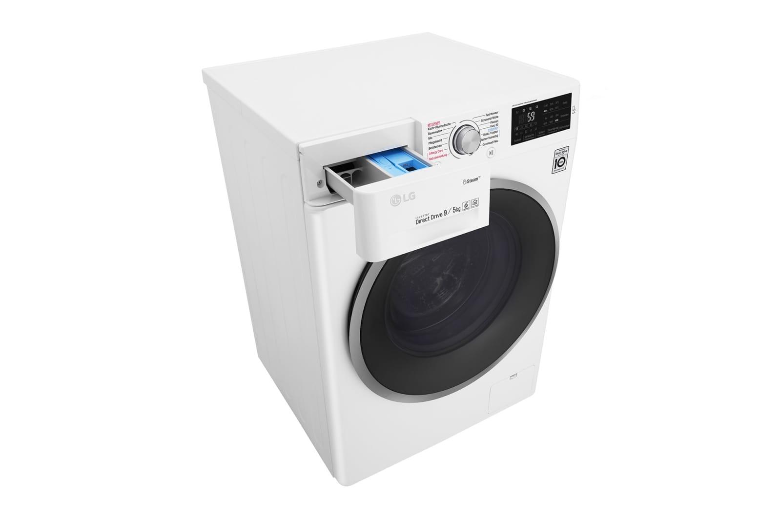 Waschmittelschublade
